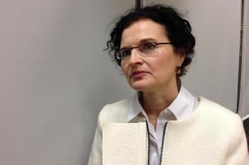 Silvia Marcu cercetator