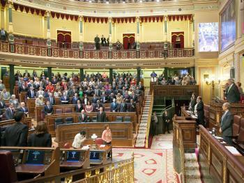 Regele Felipe al VI – lea primește acceptul Parlamentului