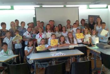 Asociația Ulpia Traiana din Benidorm a împlinit 5 ani
