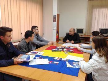 Atelier de jurnalism în provincia Cuenca