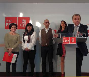 Antonio Carmona (PSOE): La primăria Madridului se va vorbi românește