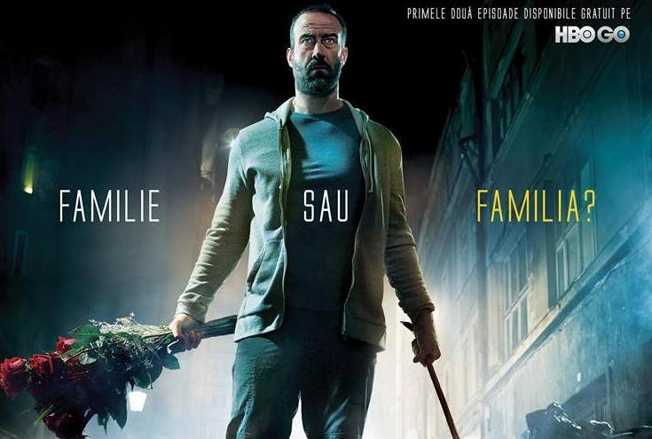 """""""UMBRE"""", cel mai nou serial românesc, din 28 decembrie la HBO"""