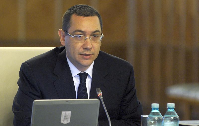 Premierul Victor Ponta este urmărit de DNA