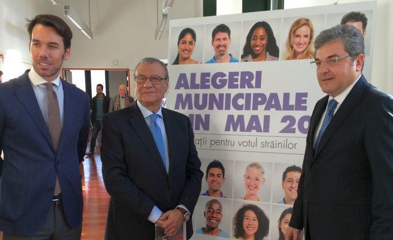 Românii din Spania chemați la alegerile locale