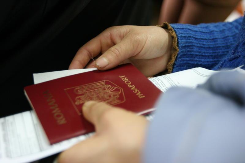 Valabilitate de până la 10 ani la pașapoarte