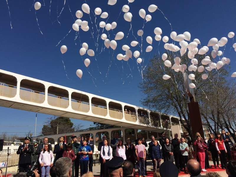 comemorare atentate 11 martie in alcala de henares