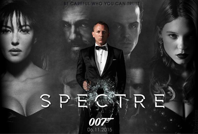 """James Bond se întoarce în """"Spectre"""""""
