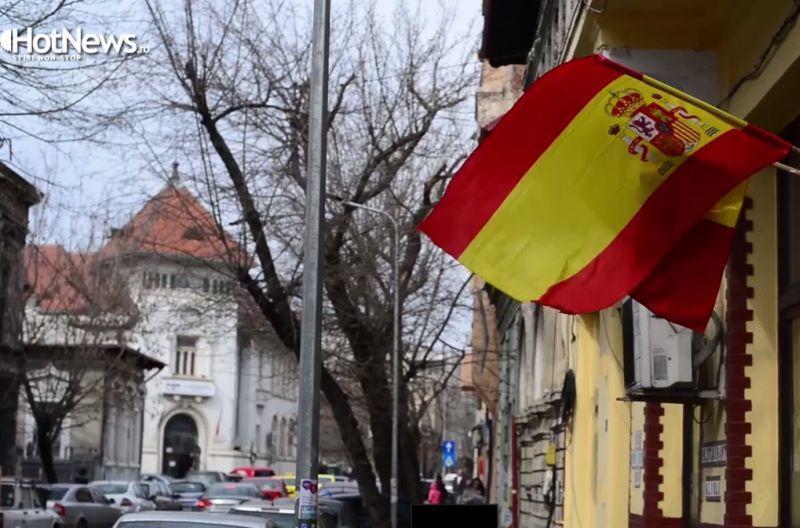 Trei spanioli din România vorbesc despre viața la București