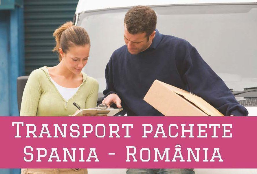 logistica trans rom transport pachete romania spania