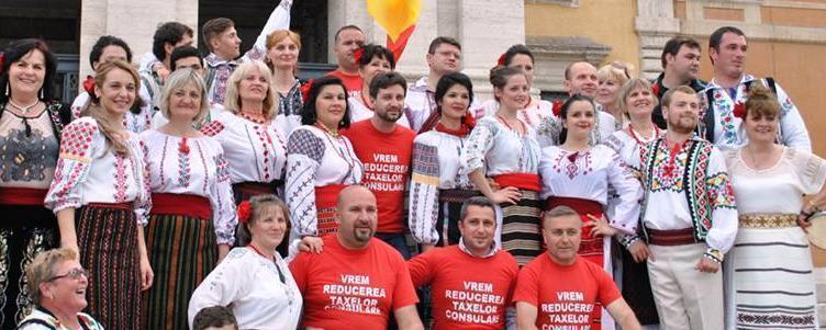 """Ziua Românilor de Pretutindeni – bună de """"gratăre"""" electorale"""