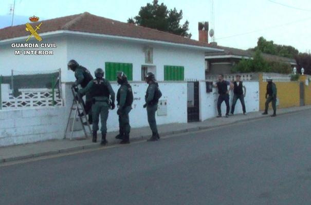 garda civila