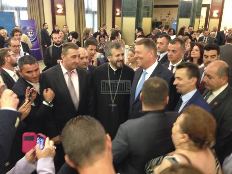 Ambasada nu a avut bani pentru vizita lui Iohannis la Madrid