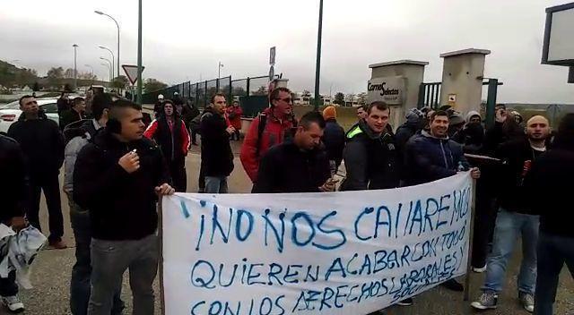 Aproape 300 de români rămân fără muncă la Burgos