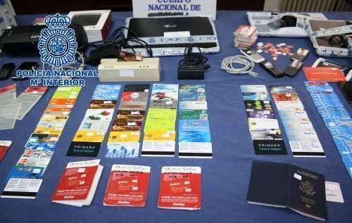 Importantă rețea de falsificatori români capturată în Spania