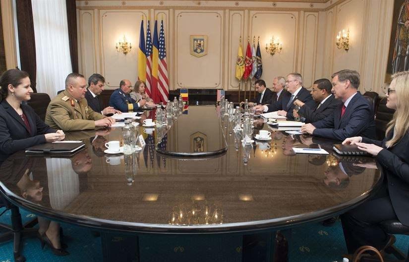 SUA activează scutul antirachetă de la Deveselu din România