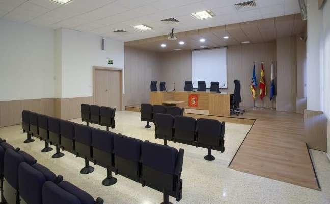 sala de judecata