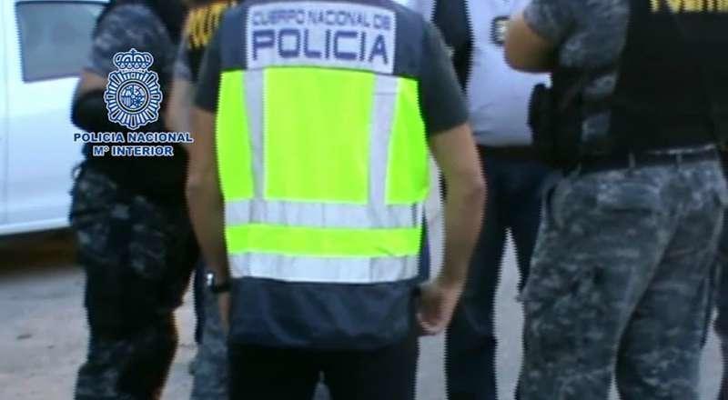 Proxeneți din Călărași capturați la Ibiza