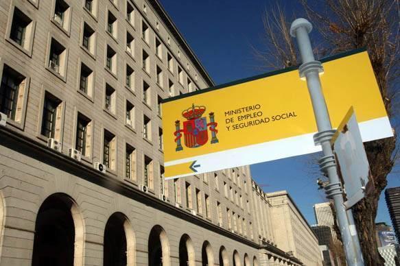 ministerul muncii spania