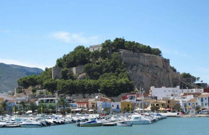 castelul Denia