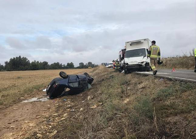 accident badajoz