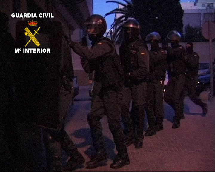 garda civila descindere