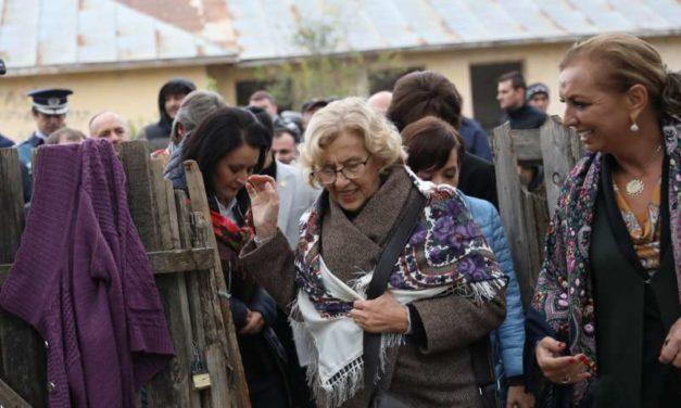 Primarul Madridului a ajuns la Țăndărei