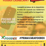 Foodex își premiază clienții cu produse în valoare de 400 de euro
